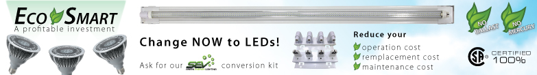 Change NOW to LEDs! Ask for our SEV Lights conversion kit